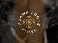 Mukwa Lodge, Kitwe - Logo Design
