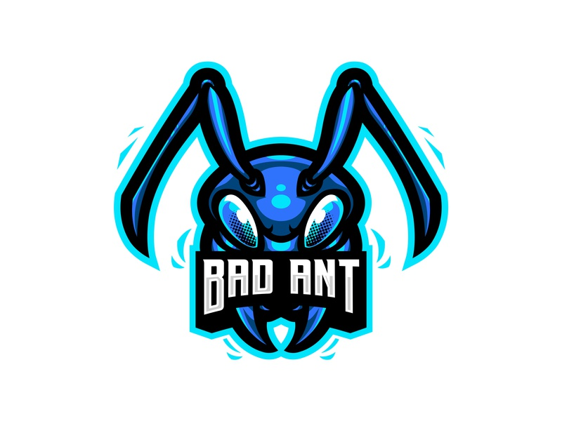 Bad Ant - Logo Design