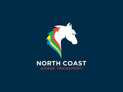 North Coast Horse Transport Logo