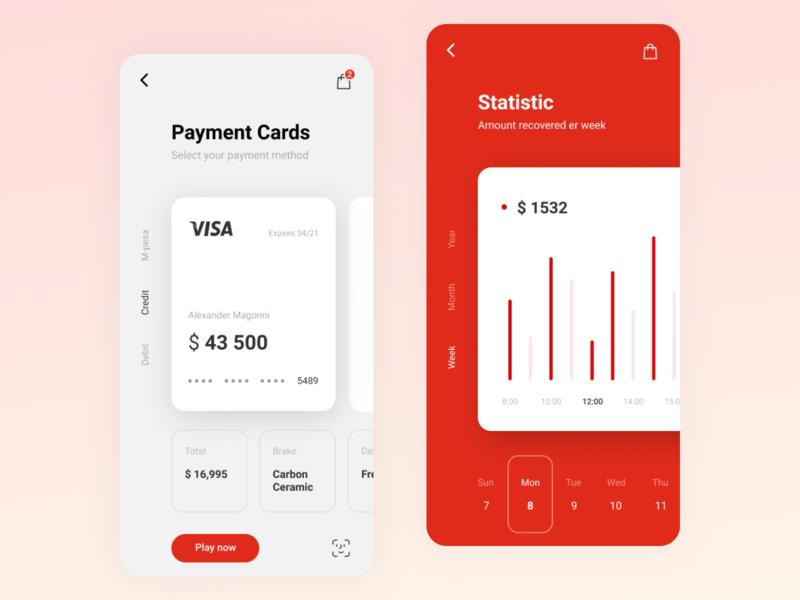 Shop application ios 2