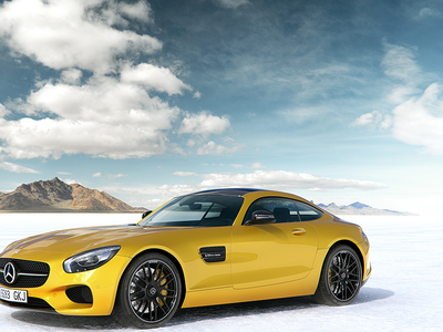 Mercedes Benz AMG GT More Details 3ds max vray visualization retouch rendering render digital cgi car backplate 3d