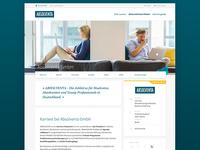 Absolventa Client Detailview