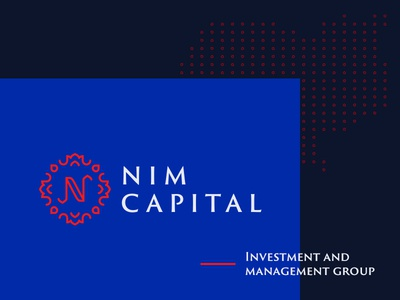 Investment and management group identity design
