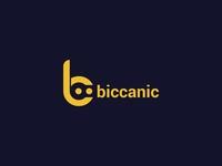 Biccanic Brand Identity Logo