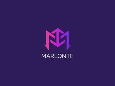 Marlonte Brand Identity Logo