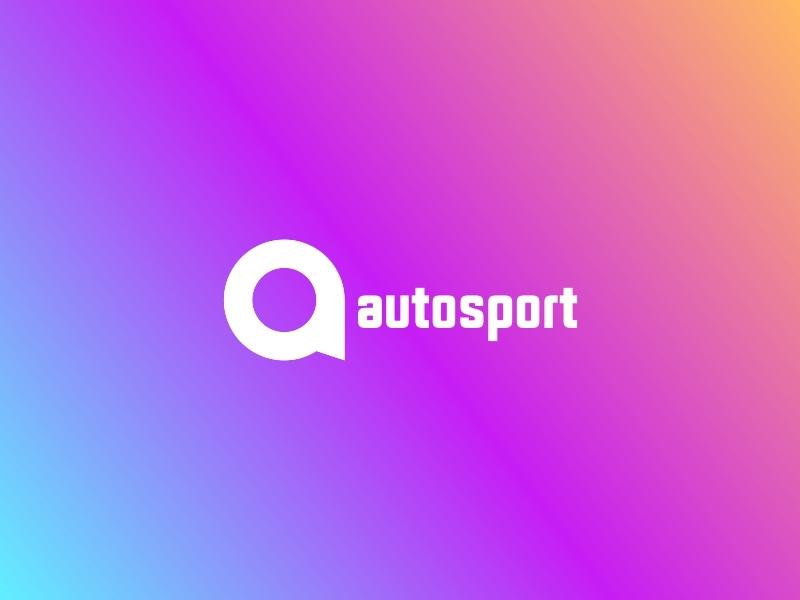 Auto Sport Brand Identity Logo ilustrasi biru surat palet warna desain vektor kreatif desain logo logo ikon aplikasi sport auto car