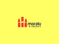 Moralu Energy Brand Identity Logo