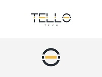 Tello Tech Brand Identity Logo