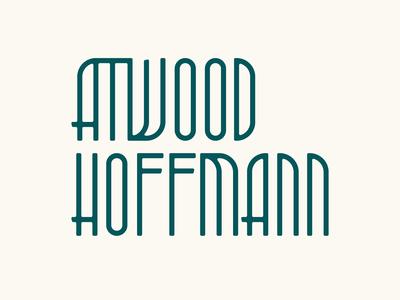 Atwood Hoffman Logo Design