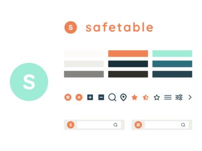 App Branding - Safetable
