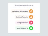 Platform Service Status