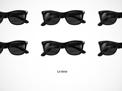 Reservoir dogs famous eyeglasses minimalist eyewear federico mauro celebrieties iconic icon tarantino le iene reservoir dogs