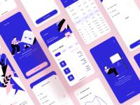 Payhub Financial App - UI