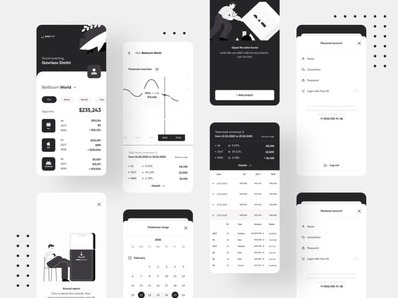 Payhub Financial App