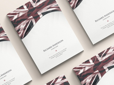 Richard Anderson - Savile Row british mens fashion retouching product photography photography catalogue brochure look book lookbook print design