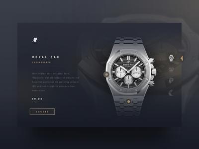 Audemars Piguet Watch Website