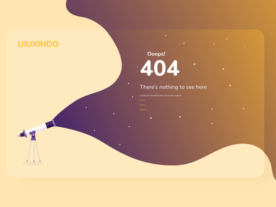 404 404 page page not found 404 ui design