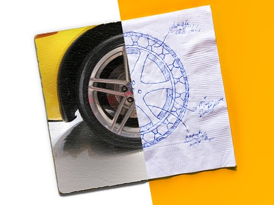 Reinventing The Meals On Wheels meals on wheels napkin reinvent tire car wheels