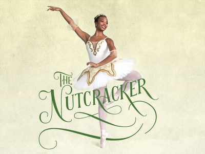 Charlottesville Ballet Nutcracker ballerina sugarplum christmas calligraphy ballet nutcracker