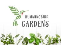 Hummingbird Gardens Logo