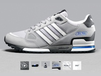 JD Sports - Product Image with 360 Feature