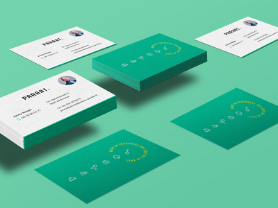 Business Cards (Branding) playground free mock-up mockup identity design identitydesign branding and identity icon typography vector logo illustration business card design branding businesscard