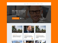 Webdesign re-design