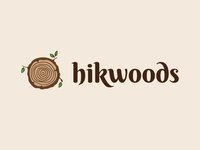 Logo concept Hikwoods