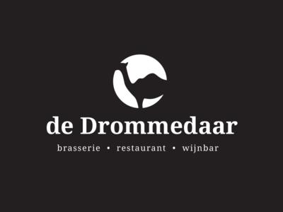 Logo design de Drommedaar