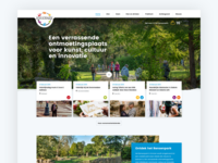 First web-concept Rensenpark Emmen