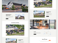 Website estate project