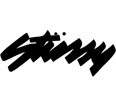 Custom Version of the Stussy Logo