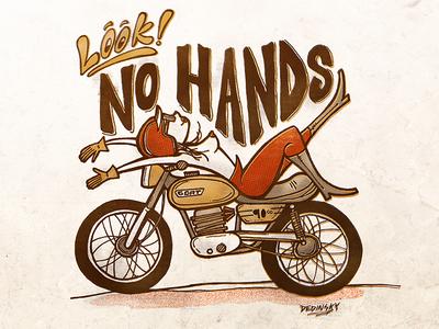 Look! No Hands