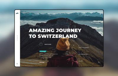 Journey to Switzerland