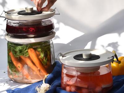 M°Or   Homemade fermentation set