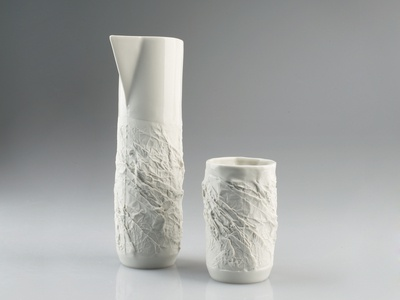 Foil | water carafe+