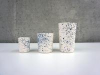Hajstra | cobalt cups