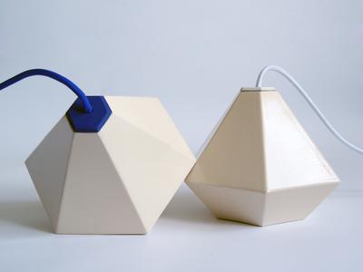 DIAMENT | ceramic lamps