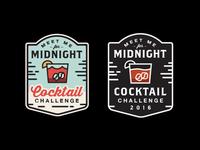 Pendleton Whisky Cocktail Challenge Badges