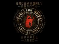 Pendleton Whisky | Barrel Aged