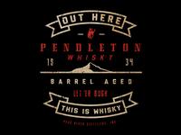 Pendleton Whisky | Let 'Er Buck
