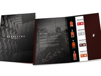 Pendleton Whisky // Sales Collateral