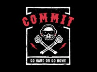 J!NX Pro Series // Commit Tee