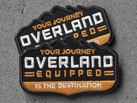 Overland Equipped | Patch