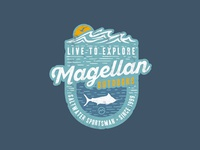 Magellan Outdoors Badge