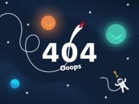 Oooops. 404!