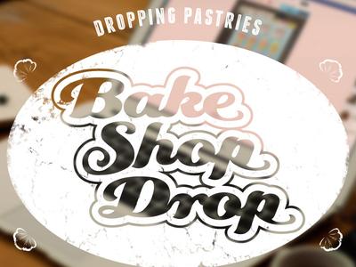 Bake Shop Drop promo piece