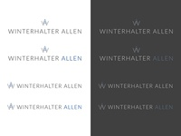 Winterhalter Allen Branding - Visual Identity