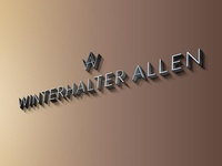 Winterhalter Allen Branding Signage mockup