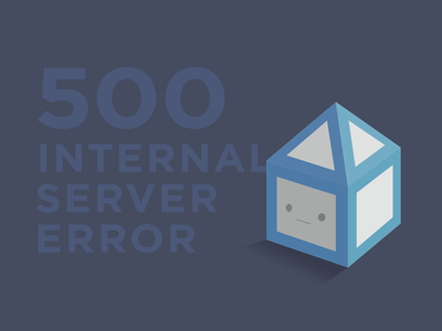 500 INTERNAL SERVER ERROR web error storesjp